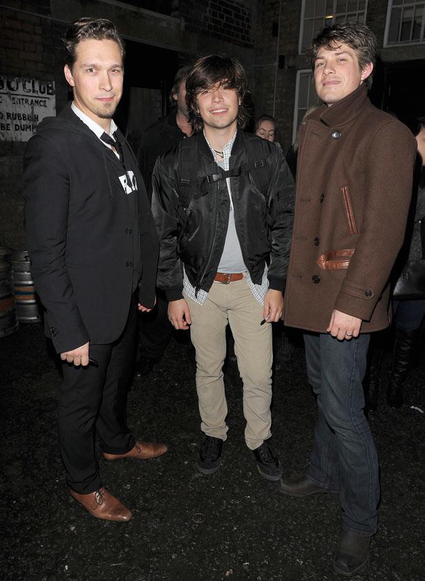 Hanson: Isaac, Zac and Taylor and Hanson
