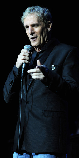 Michael Bolton performs at the Seminole Hard Hotel and Casinos&#39; Hard Rock Live.