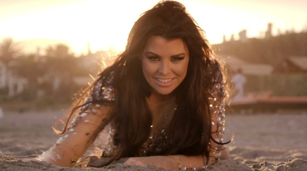 Jessica Wright 'Dance All Night' music video.
