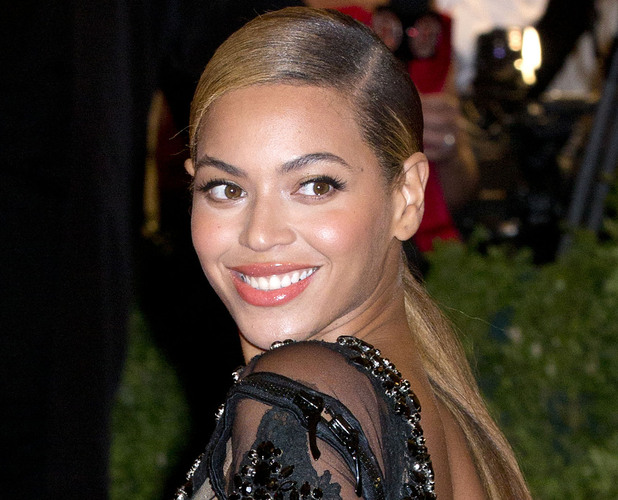 Beyonce Knowles Schiaparelli and Prada 'Impossible Conversations' Costume Institute Gala at The Metropolitan Museum of Art New York City, USA - 07.05.12 **Not available for publication in USA magazines.  Available for publication in US tabloids and the rest of the world.** Mandatory Credit: WENN.com