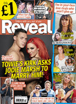 Reveal magazine Jodie and Kirk cover