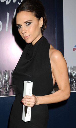 Miss Mode: Victoria Beckham at British Fashion Awards in 2011