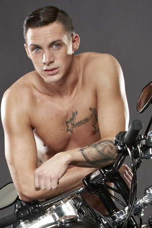 Kirk Norcross Reveal magazine shoot - Reveal use only