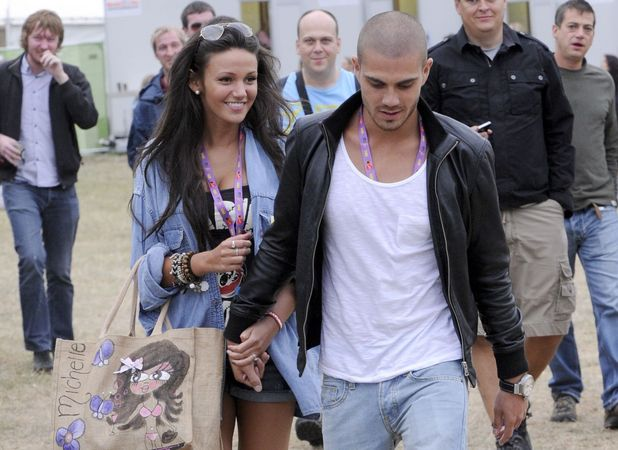 Max George Happy About Michelle Keegan's Engagement To
