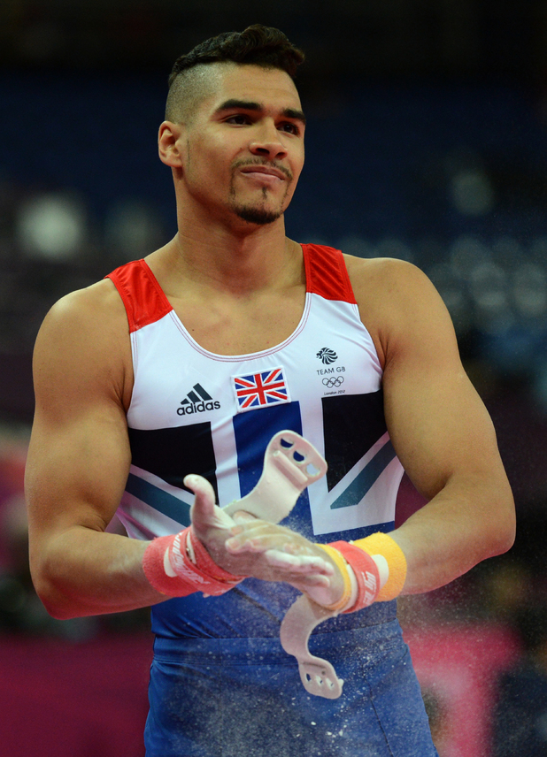 Gossip Goddess: Hot Olympic men - five of the best!