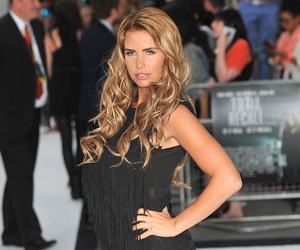 Katie Price 'Total Recall' UK premiere held at the Vue West End - Arrivals. London, England - 16.08.12 Credit: (Mandatory): WENN.com