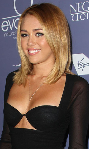 Miley Cyrus Australians In Film Awards & Benefit Dinner 2012 held at The InterContinental Hotel - Arrivals Los Angeles, California - 27.06.12 Mandatory Credit: FayesVision/WENN.com