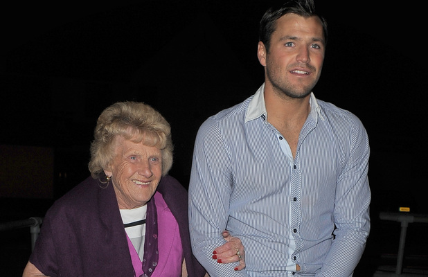 Nanny Pat and Mark Wright 'The Only Way is Essex' wrap party, held at Sugar Hut club in Brentwood. Essex, England - 05.05.11 Mandatory Credit: Will Alexander/WENN.com