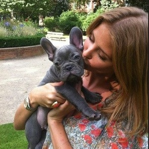 Millie Mackintosh with Herby