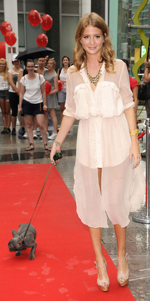 Miss Mode: millie mackintosh at sunday strut