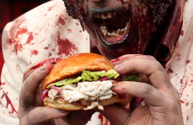 The Gory Gourmet launches free brain food