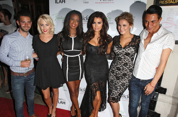 Gossip Goddess: TOWIE cast at Jessica Wright's launch