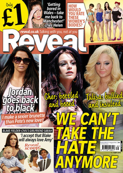 Reveal magazine Week 35 cover