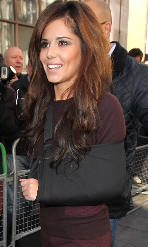 Cheryl Cole, sling