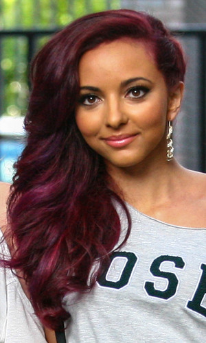 Jade Thirlwall Little Mix at the ITV Studios London, England - 14.08.12 Mandatory Credit: WENN.com