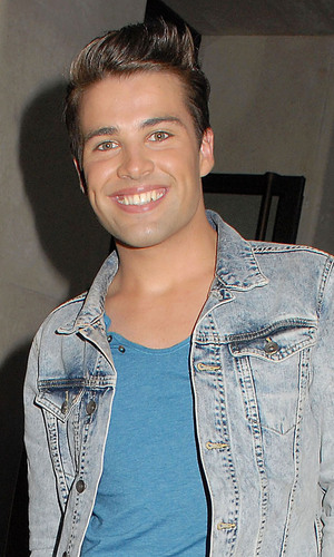 Joe McElderry , 'Magic Mike' European Premiere at the May Fair Hotel London, England - 10.07.12 Mandatory Credit: WENN.com