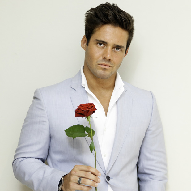 The Bachelor - Spencer Matthews 2012