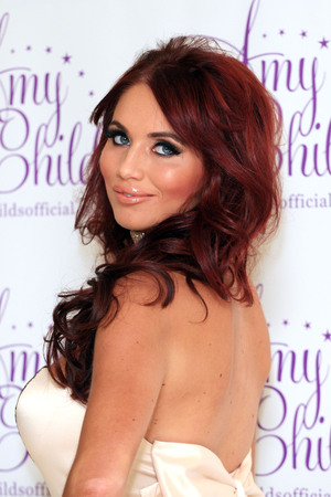 Amy Childs launches her autumn/winter 2012 clothing collection London, England - 12.09.12Mandatory Credit: Lia Toby/WENN.com