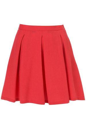 Gok's Style School: Dogtooth petite skirt