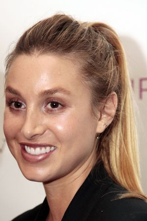 Whitney Port at New York Fashion Week