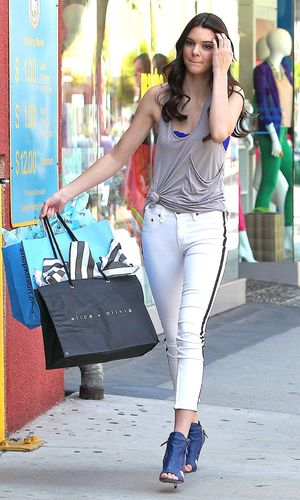 Miss Mode: Panel Jeans Kendell Jenner 
