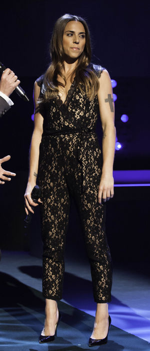 Miss Mode: Jumpsuits Mel C