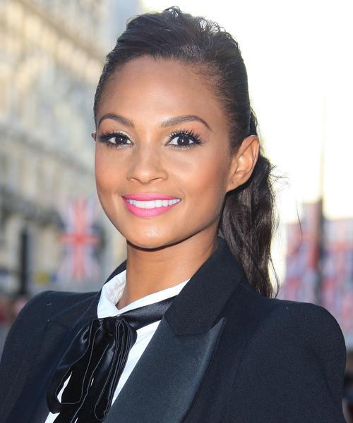 Alesha Dixon iLL Manors world premiere held at the Empire cinema - Arrivals London, England - 30.05.12 Mandatory Credit: Lia Toby/WENN.com