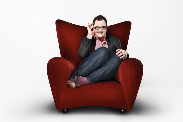 Alan Carr: Chatty Man, Fri 14 Sep