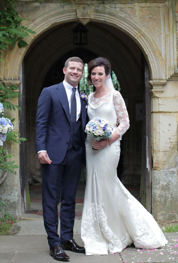 Reveal: Dermot O'Leary gets married to Dee Koppang