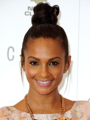 Alesha Dixon, Coast shop opening, Oxford Street, London, Britain - 28 Jun 2012