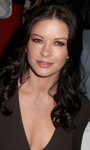 Catherine Zeta Jones, Michael Kors NYFW show, Spring Summer 2013, 12 Sep 2012