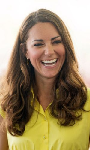 how to get rid of frizzy hair � yes even kate middleton