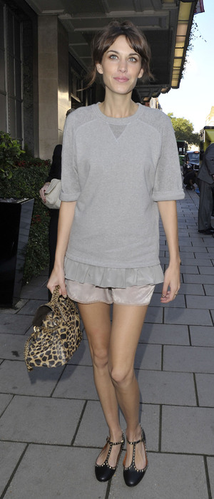 Miss Mode: Alexa Chung Mulberry