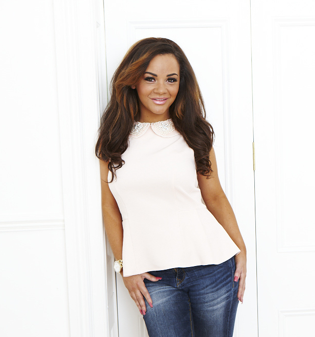 Chelsee Healey interview for RevealONLY FOR USE IN REVEAL