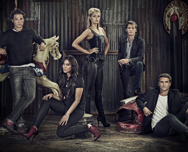 Made In Chelsea - new cast members shot