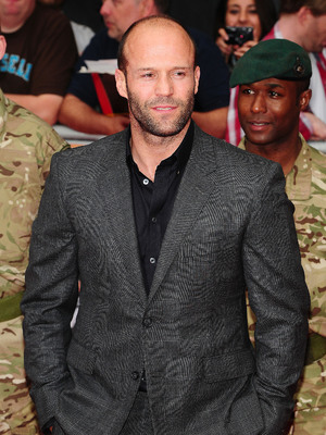 Jason Statham at 'The Expendables 2' UK Premiere held at the Empire Leicester Square London, England - 13.08.12 Mandatory Credit: Zibi/WENN.com