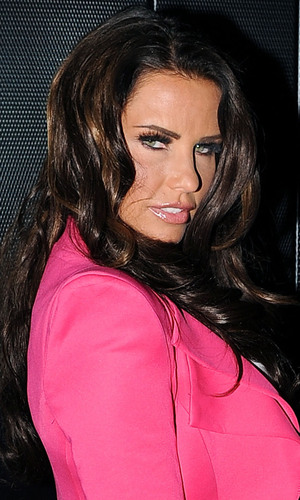 Katie Price, at the Jeans for Genes launch party held at the W hotel London, England - 04.09.12 Mandatory Credit: Craig Harris/WENN.com