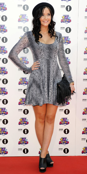 Jacqueline Jossa at BBC Radio 1 Teen Awards 2012