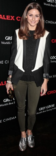 miss mode: olivia palermo brogues