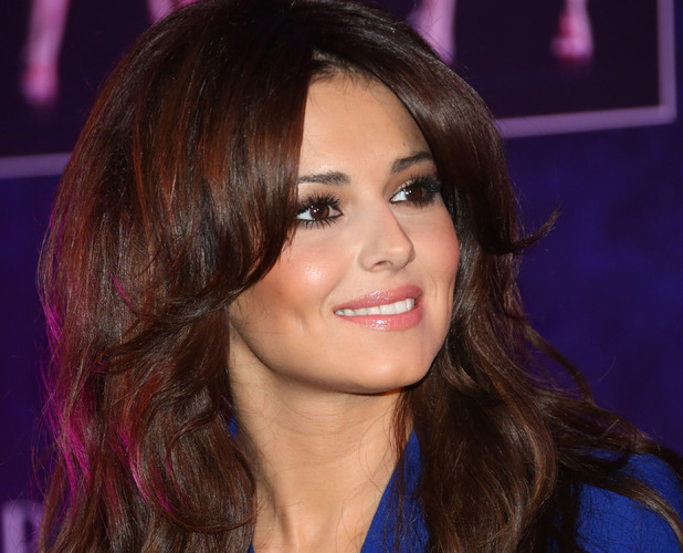 Cheryl Cole Girls Aloud announce the release of their new single, album and tour - Arrivals London, England - 19.10.12Mandatory Credit: Lia Toby/WENN.com