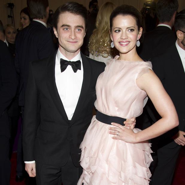 Daniel Radcliffe splits from girlfriend - Celebrity News ...
