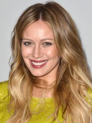 Hilary Duff,  'The Beauty Book for Brain Cancer' Launch, Los Angeles, America - 14 Nov 2011