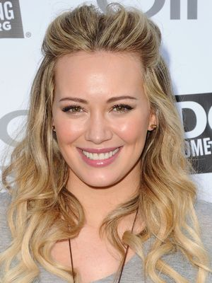 Hilary Duff, Bing 'Summer of Doing' event, Los Angeles, America - 01 Jun 2012