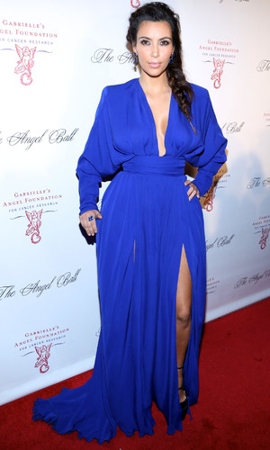 Kim Kardashian attends the Angel Ball 2012 at Cirpiani Wall Street New York City, USA - 22.10.12 Mandatory Credit: Andres Otero/ WENN.com