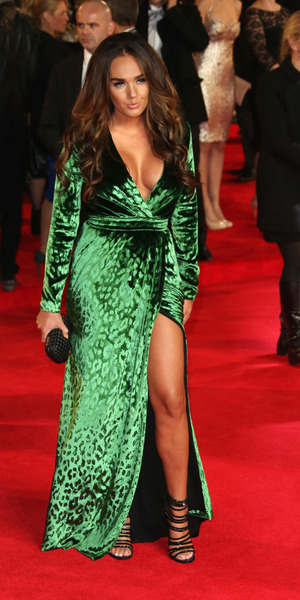 miss mode: Tamara Ecclestone James Bond Skyfall World Premiere held at the Royal Albert Hall- Arrivals London, England - 23.10.12 Mandatory Credit: Lia Toby/WENN.com