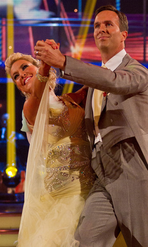 Strictly Come Dancing Week 5: Michael and Natalie