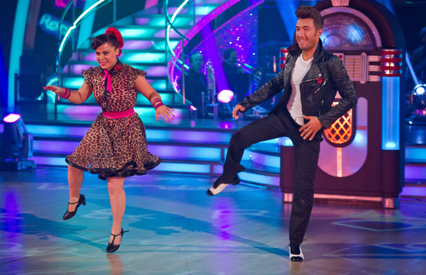 Strictly Come Dancing Week 5: Dani and Vincent