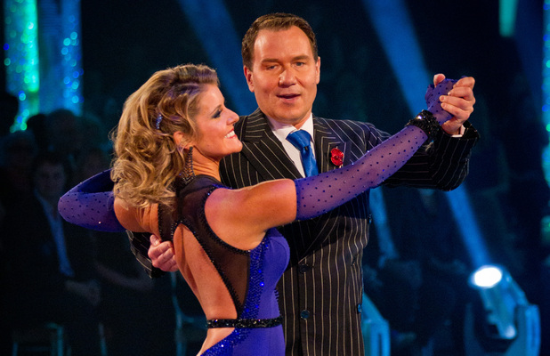 Strictly Come Dancing Week 5: Richard and Erin