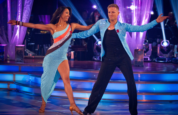 Strictly Come Dancing Week 5: Nicky and Karen