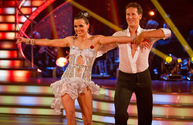 Strictly Come Dancing Week 5: Victoria and Brendan